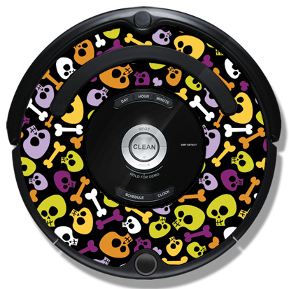 iRobot Roomba 500/600 iDress Colorful Mamba