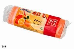Vrecia 40L do odpadkových košov s arómou pomaranča