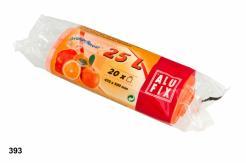 Vrecia 25L do odpadkových košov s arómou pomaranča