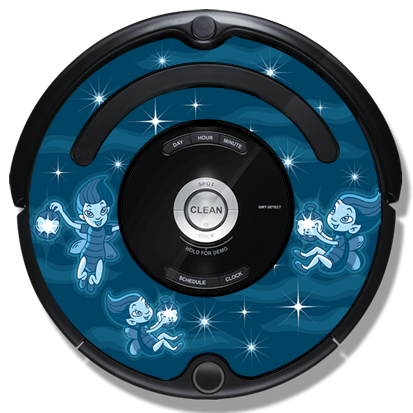 iRobot Roomba 500/600 iDress Night Fairy