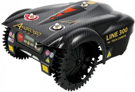 Robotická kosačka Ambrogio L300 Carbon