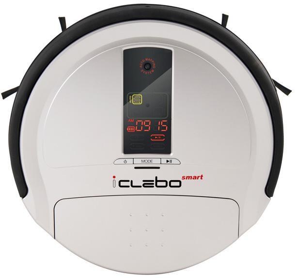 Robotický vysávač iClebo Smart L4
