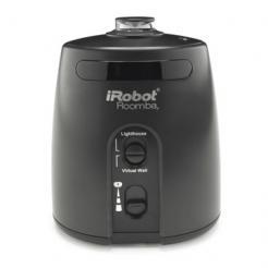 Virtuálna stena s majákom iRobot Roomba - čierna