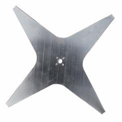 Žací nôž - 4 čepele 22 cm