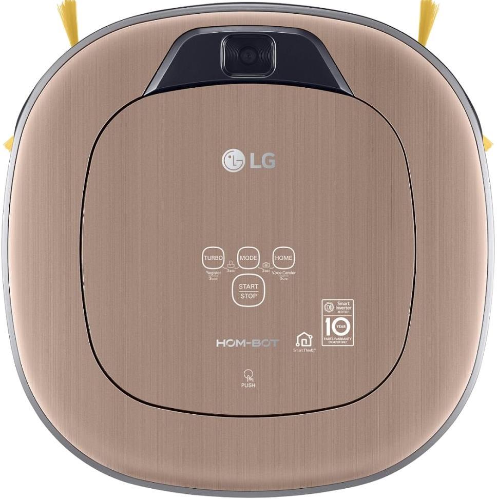 LG Hom-Bot VR9627PG WiFi - Robotický vysávač