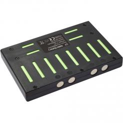 Batéria Ni-MH CleanMate QQ-6 - 2600mAh