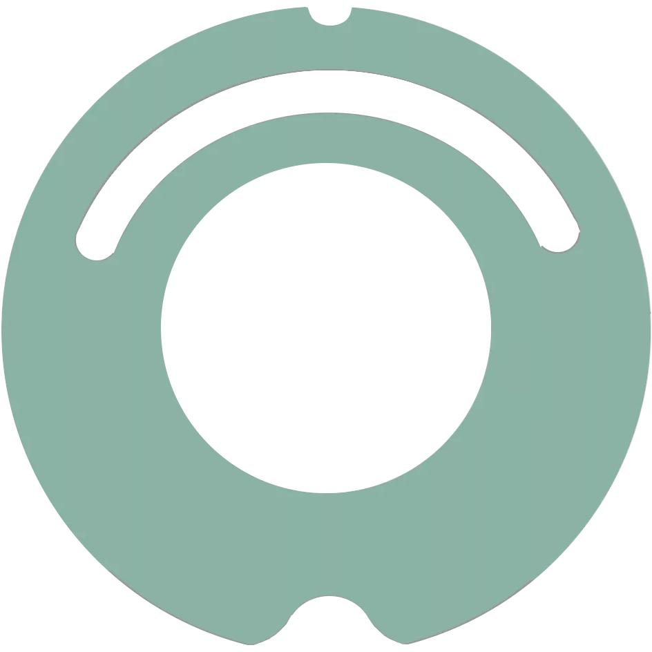 Kryt - zelený iRobot Roomba 500 a 600