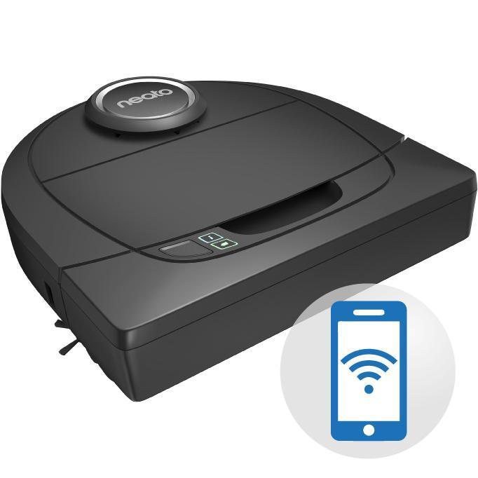 Neato Botvac D5 PLUS Connected WiFi - Robotický vysávač