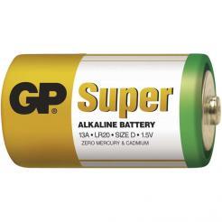 Batéria GP Alkaline D, veľké mono