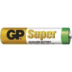 Batéria GP Alkaline AAA, mikrotužková
