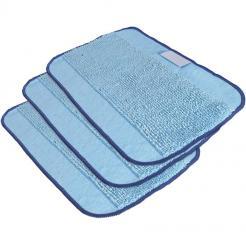 Utierky z mikrovlákna pre iRobot Braava 3ks modré