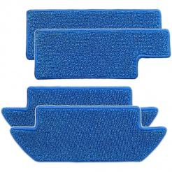 Mopovacie textílie pre Hobot Legee 668 - 4ks