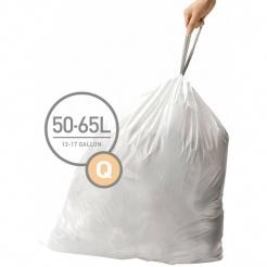 Vrecia typu Q do odpadkových košov Simplehuman - 20ks