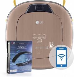 LG Hom-Bot VR9627PG + LG slúchadlá ZADARMO