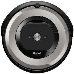 Robotický vysávač iRobot Roomba e5 (5154) silver WiFi