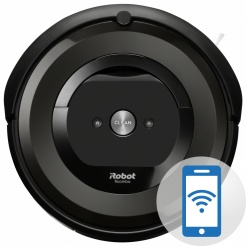 iRobot Roomba e5 black (5158) WiFi