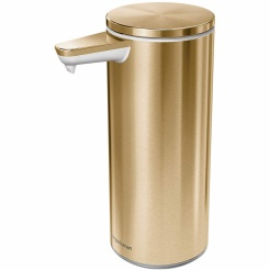 Simplehuman 266ml - brass
