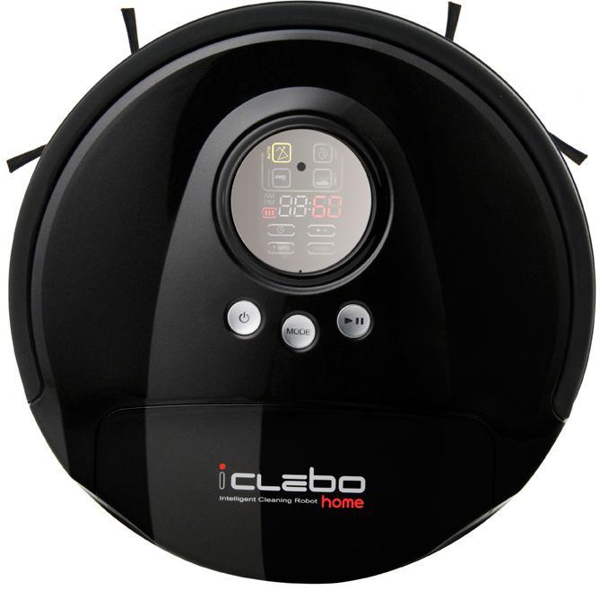 iClebo Home - Robotický vysavač
