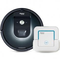 iRobot Roomba 981 + Braava jet 240