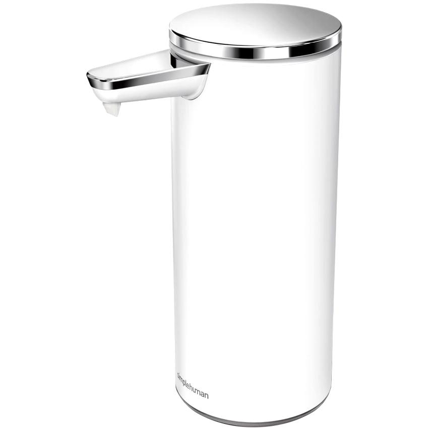 Simplehuman 266ml - white - Bezdotykový dávkovač mydla