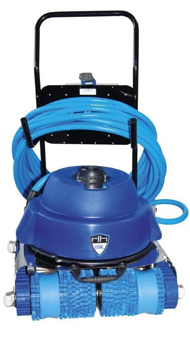Hexagone Chrono 450 - Bazénový vysávač
