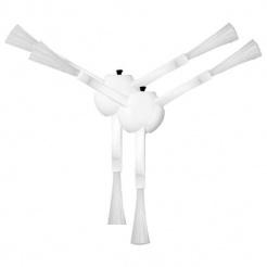 Bočné kefky pre Xiaomi Mi Robot Mop 1C - white 2ks