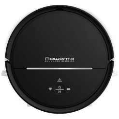 Robotický vysávač Rowenta RR7755WH Explorer Serie 80 - black + Darček za recenziu