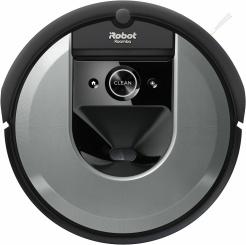 Robotický vysávač iRobot Roomba i7 (7150) silver WiFi
