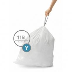 Vrecia typu Y do odpadkových košov Simplehuman – 1 ks