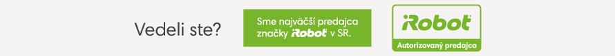 iRobot prodejce