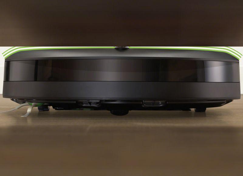iRobot Roomba i3+ Vie, kam smie ísť