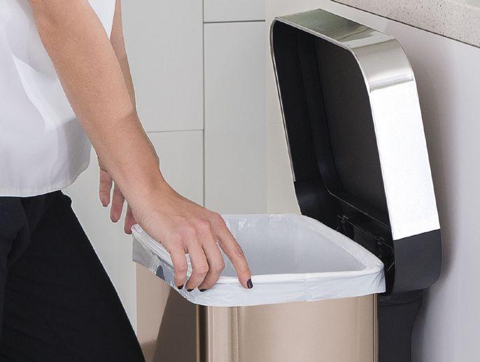 vrecia typu J pre odpadkové koše Simplehuman