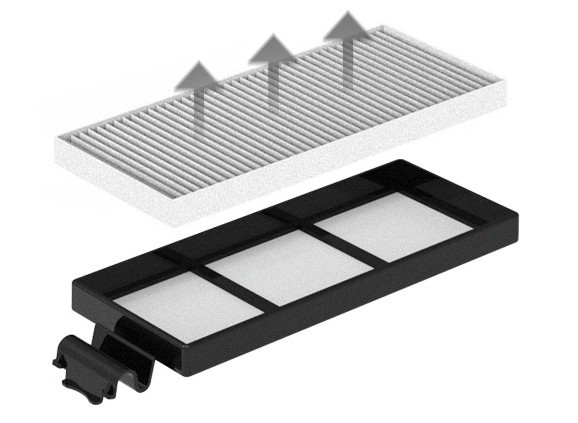 symbo xbot 5 filtrácia