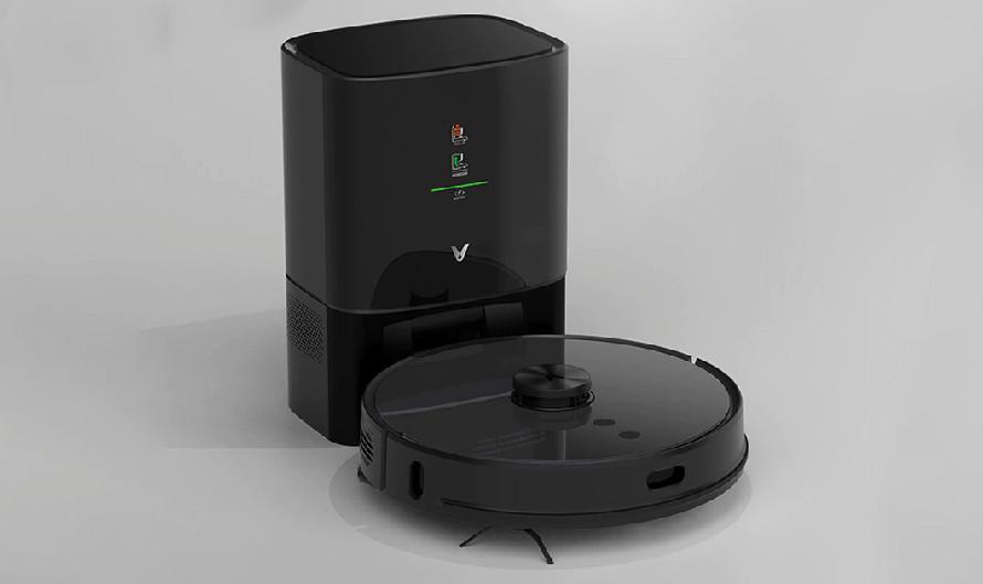 Predstavenie robotického vysávača Xiaomi Viomi S9 - black